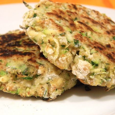 "Recipe Makeover: Zu""crabby"" Cakes (Low Fat, Vegan, Gluten Free)"