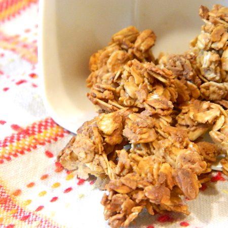 Peanut Butter Granola… Revenge