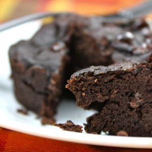"""""""All for One"""" Grain Free Chocolate Cake"""
