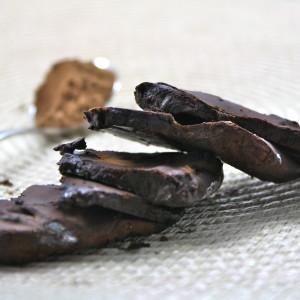 "Healthy Homemade ""Chocolate"""