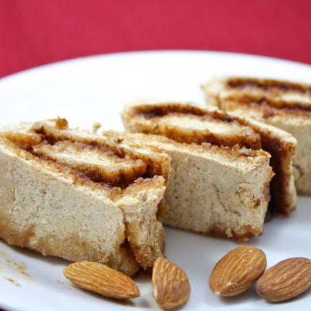 World's Healthiest and Easiest Cinnamon Rolls