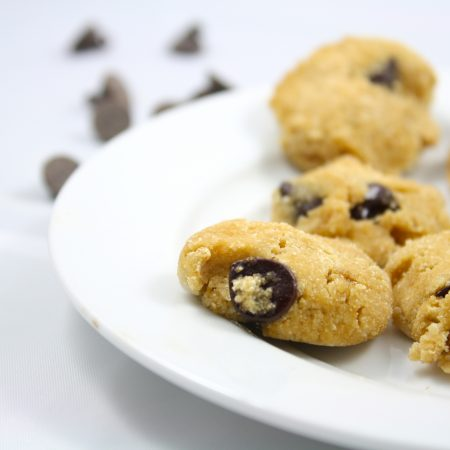 """All for One"" Chocolate Chip Cookies"
