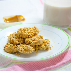 """""""All for One"""" Peanut Butter Cookies (And the Giveaway Winners!)"""
