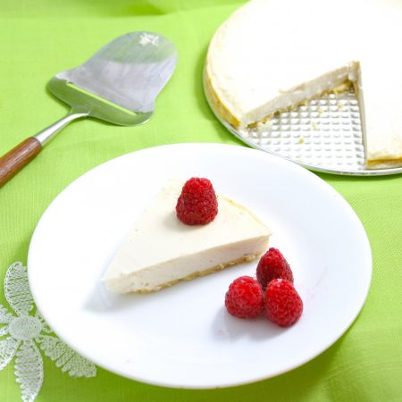 The World's Healthiest Cheesecake