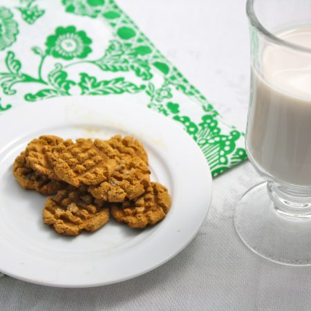 The World's Healthiest Ginger Cookies