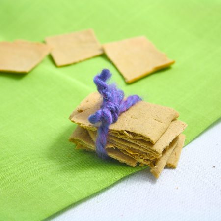 The World's Healthiest Graham Crackers