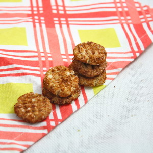 Healthy Snickerdoodles (Vegan/Gluten Free/Grain Free/Sugar Free/Low Carb/Paleo)