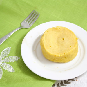 """""""All for One"""" """"Corn""""bread (Vegan, Gluten Free, Grain Free, Low Carb, Single Serving)"""