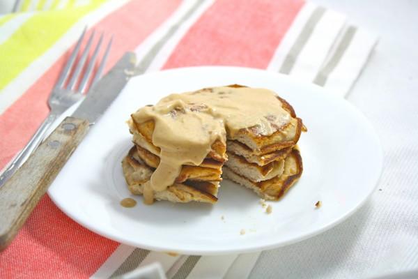 Coconut Flour Pancakes (Vegan/Gluten Free/Grain Free/Low Carb/Low Calorie/High Protein)