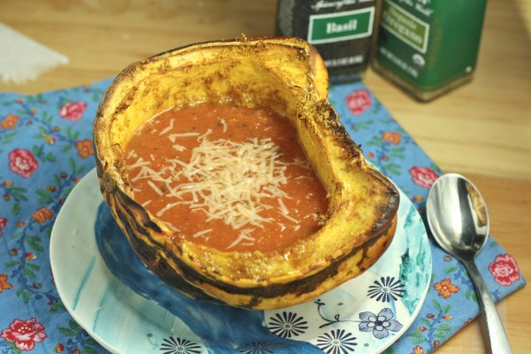 Creamy Tomato Soup- You'll want to dive in head first. Only 41 calories a serving!