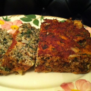 Guest Post: Ellen's Spectacular Veggie Loaf