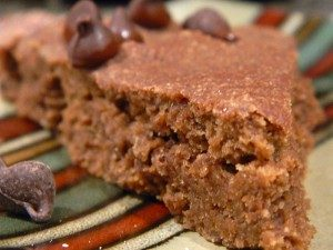 The Healthiest Chocolate Cake in the World