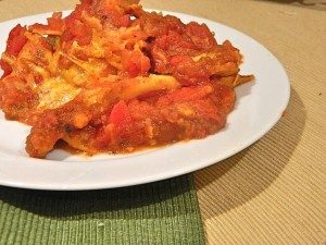 Mexican Lasagna for Indecisive People