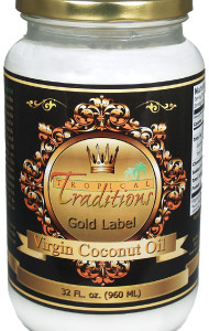 Tropical Traditions Coconut Oil {Giveaway Closed}