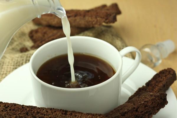 My Favorite Healthy Chocolate Biscotti