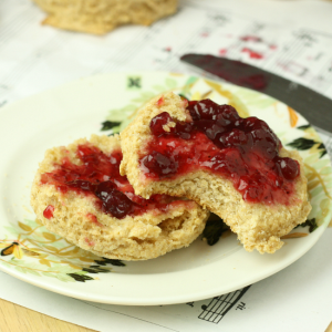 Healthy Easy Biscuits