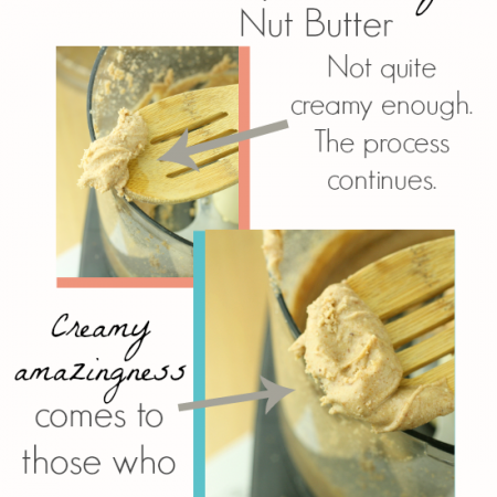 Homemade Chocolate Chip Cookie Butter
