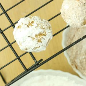 Ah-mazing Baked Donut Holes
