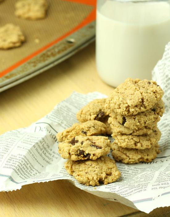 Olive Oil Cookies 5