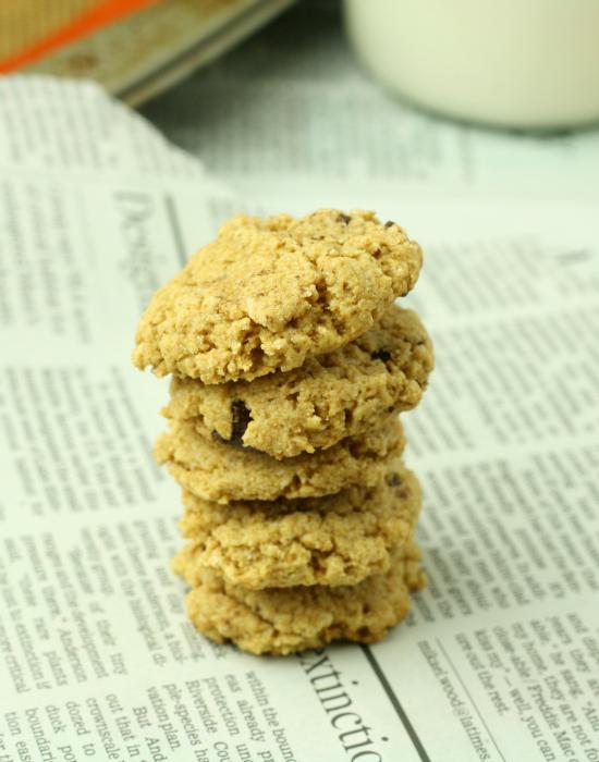 Olive Oil Cookies 9