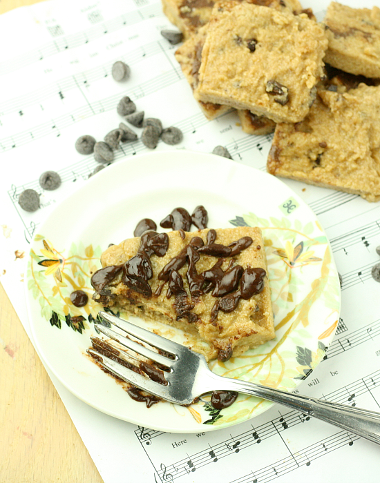Cookie Dough Bars 1