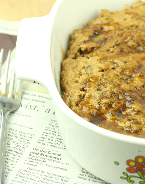 Sticky Toffee Pudding 4