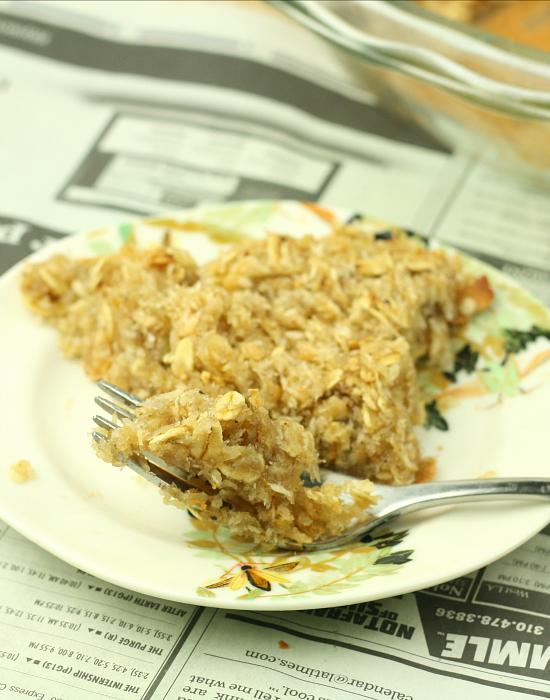 Oatmeal Pie 10