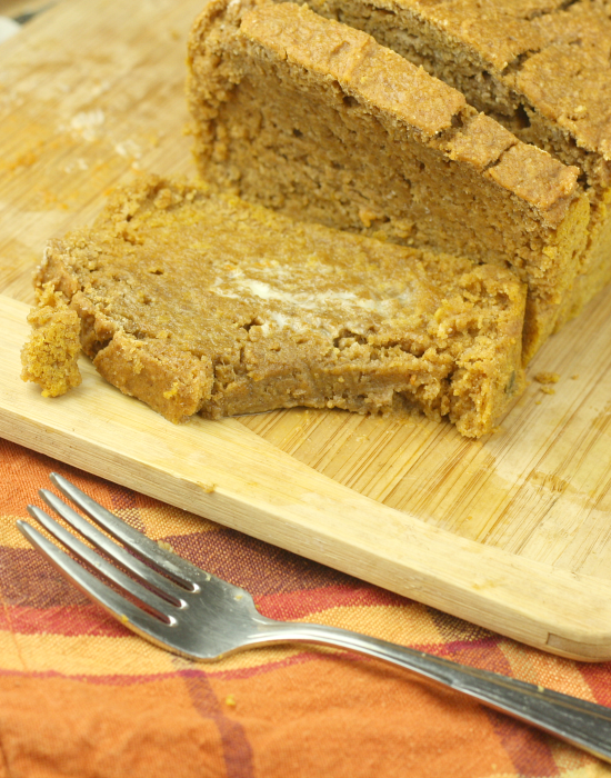 Pumpkin Bread 10
