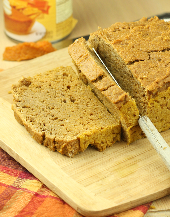 Pumpkin Bread 4