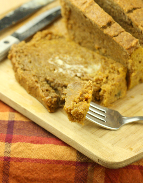 Pumpkin Bread 9