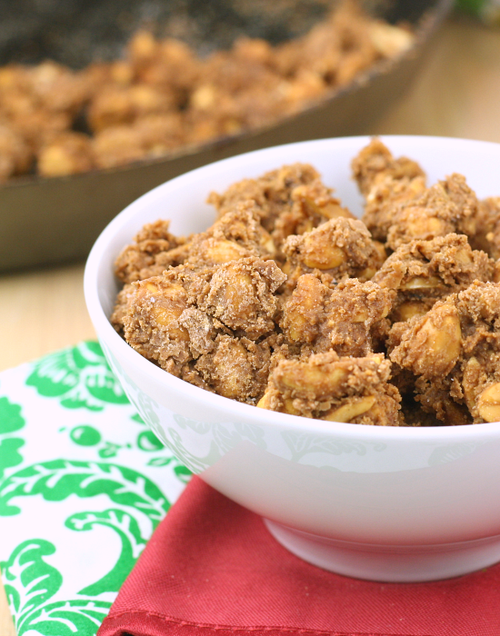 Candied Peanuts 5