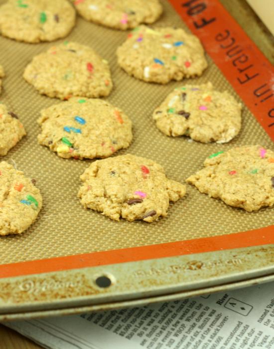Cake Batter Cookies 3