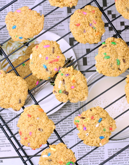 Cake Batter Cookies 4