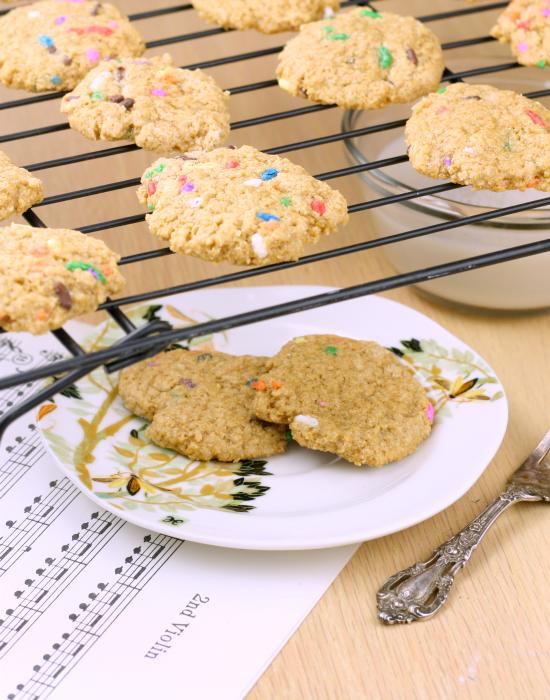 Cake Batter Cookies 5