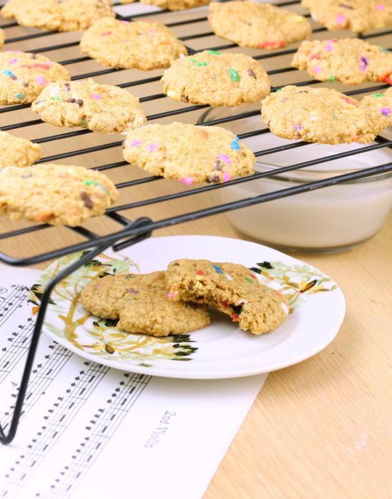 Cake Batter Cookies 7