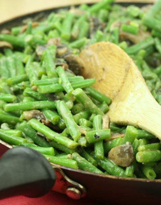 Green Bean Casserole 3