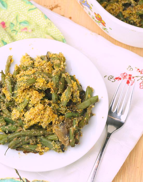 Green Bean Casserole 6