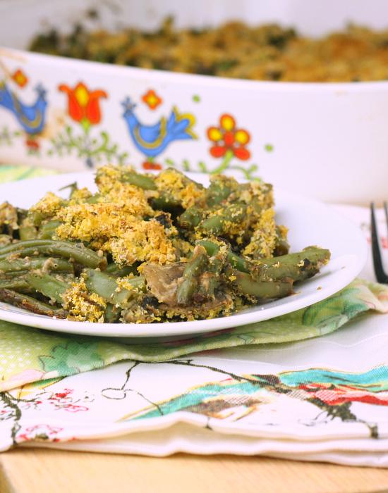 Green Bean Casserole 7