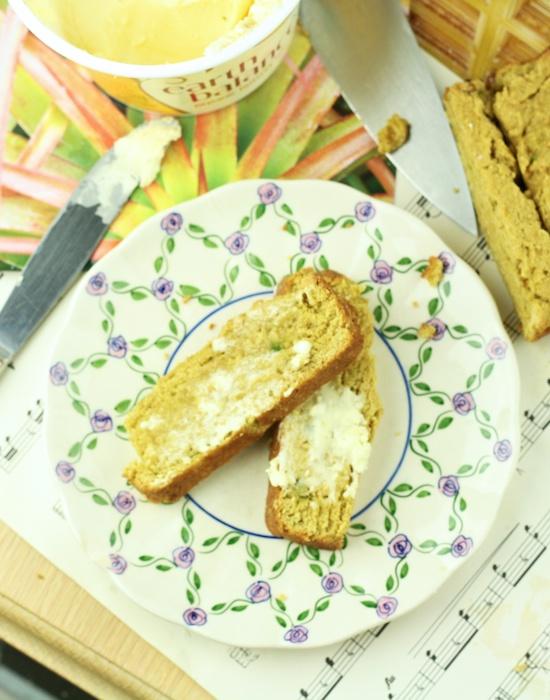 Avocado Pound Cake 7