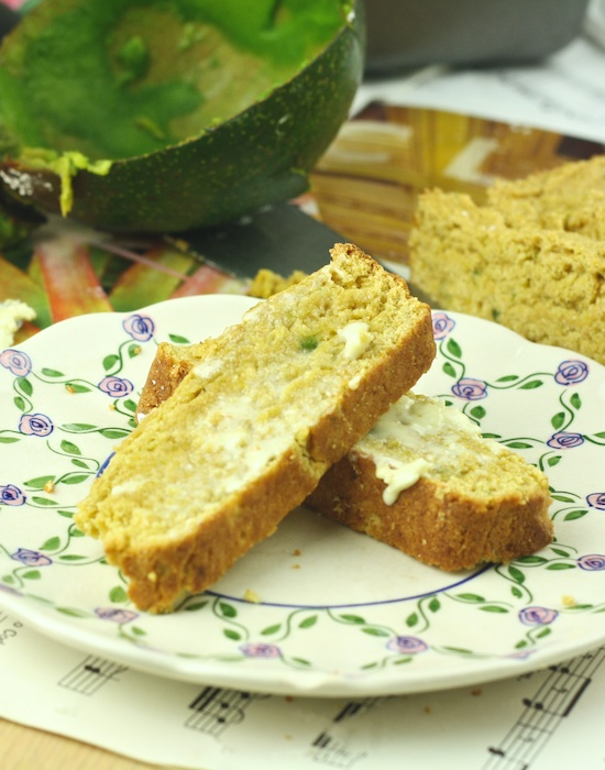Avocado Pound Cake 8