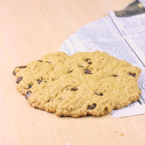 """""""All for One"""" Chocolate Chip Cookie"""