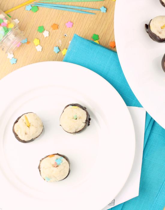 Cake Batter Truffles 7