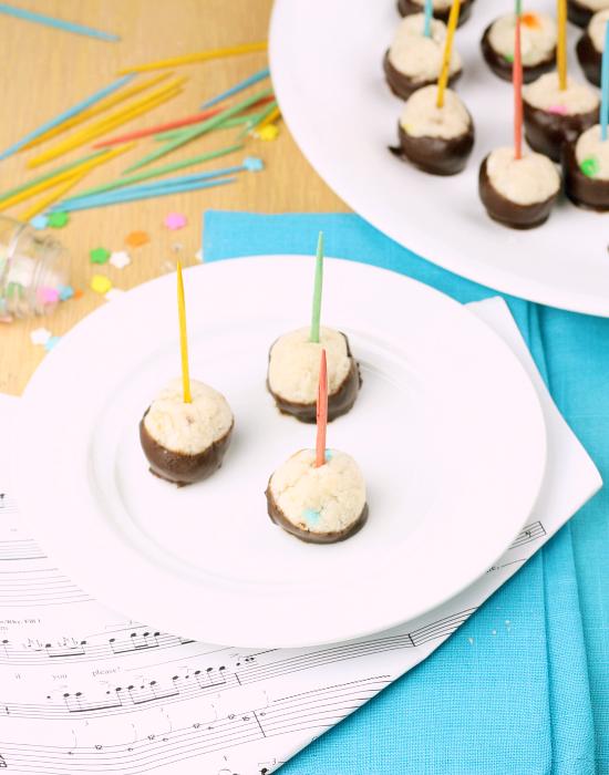 Cake Batter Truffles 8