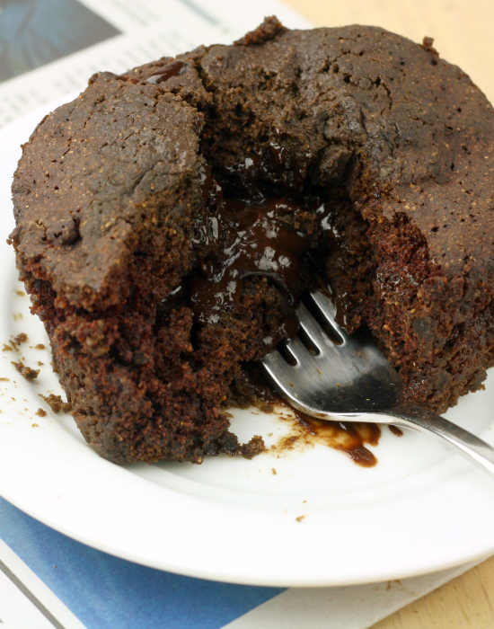 Light chocolate lava cake recipes