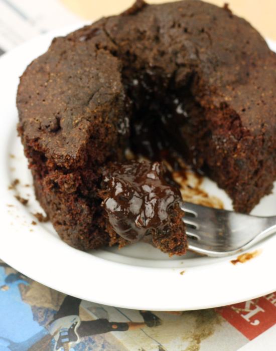 Lava Cake 9
