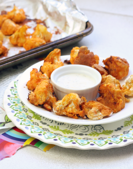 Buffalo Cauliflower 11