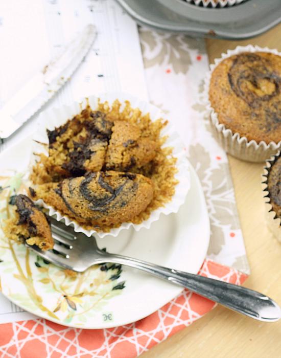 Nutella Cupcakes 7