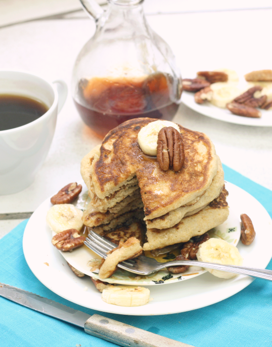 The perfect whole wheat pancakes pancakes 5 ccuart Images