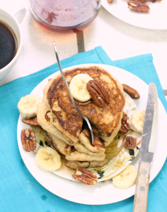 The perfect whole wheat pancakes pancakes 6 ccuart Images