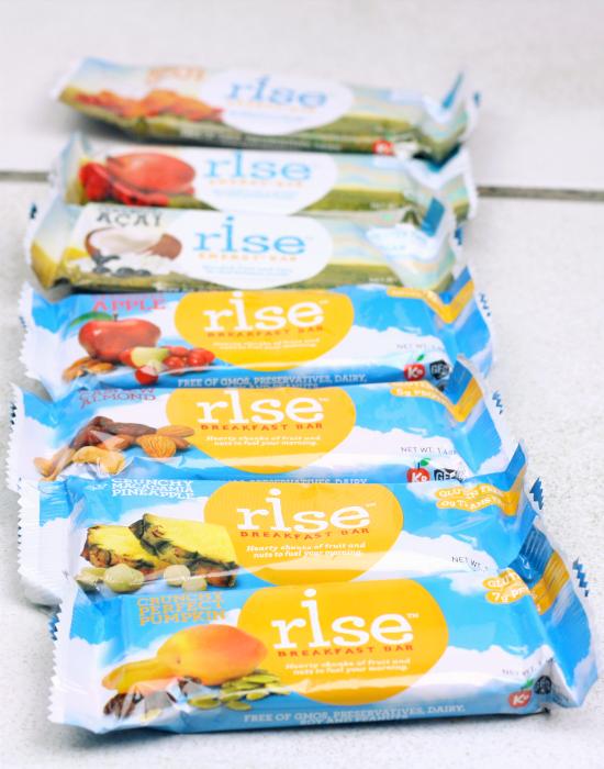 Rise Bars 1